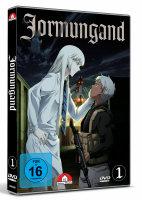 Jormungand Bundle DVD Vol. 1-4 (8 DVDs)