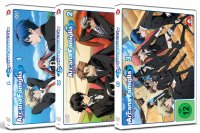 Arcana Famiglia DVD Bundle Vol. 1 bis 3