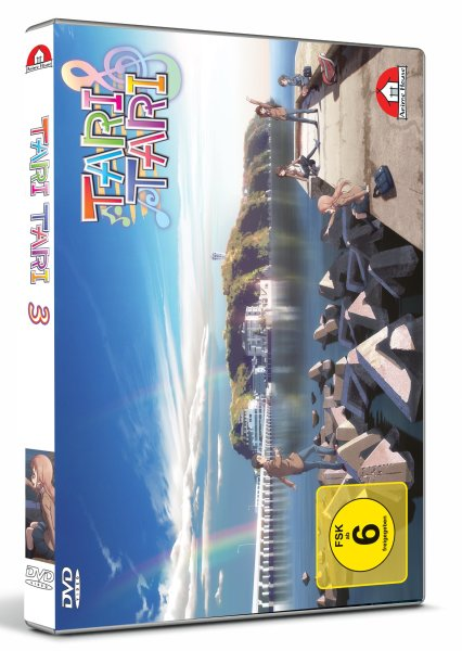 Tari Tari DVD Bundle Vol. 1 bis 3