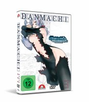 Danmachi - Familia Myth I - DVD Vol. 3