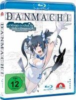 Danmachi - Familia Myth I - Blu-ray Vol. 1