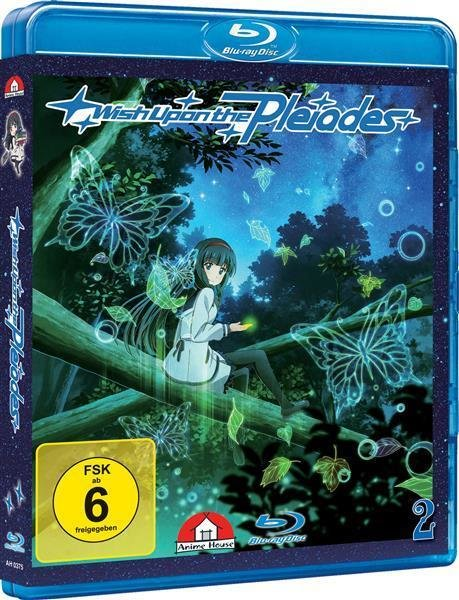 Wish Upon the Pleiades Blu-ray 2