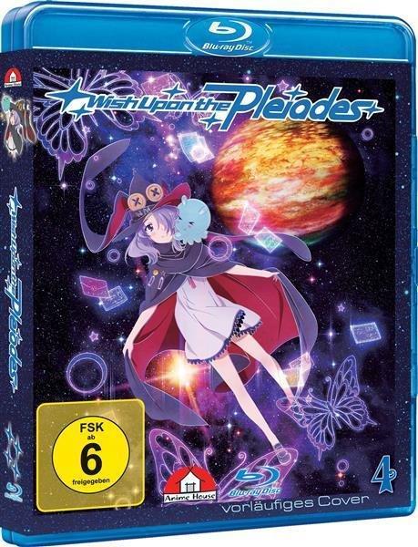 Wish Upon the Pleiades Blu-ray 4