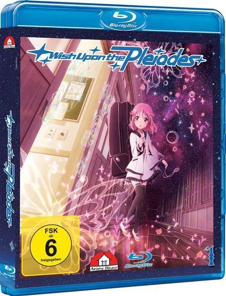 Wish Upon the Pleiades Bluray Bundle