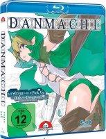 Danmachi - Familia Myth I - Bluray Bundle