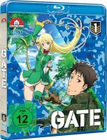 Gate Vol 1 Blu-ray