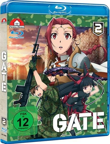Gate Vol 2 Blu-ray