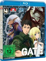 Gate Vol 4 Blu-ray
