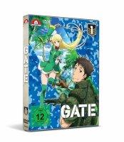 Gate I - Vol 1 bis 4 DVD Bundle