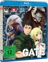 Gate I - Vol 1 bis 4 Bluray Bundle