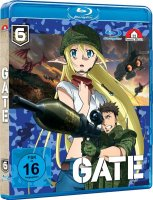 Gate Vol 6 Blu-ray