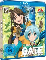 Gate Vol 7 Blu-ray