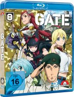 Gate Vol 8 Blu-ray