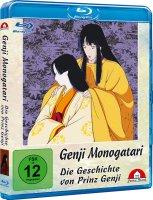 Genji Monogatari Blu-ray