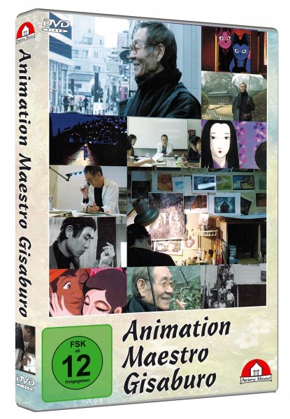 Animation Maestro Gisaburo DVD
