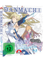 Danmachi - Sword Oratoria Vol 1  Blu-ray - Collectors...