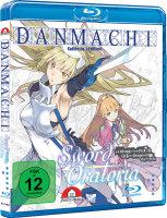 Danmachi - Sword Oratoria Vol 1 Blu-ray - Collectors Edition