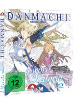 Danmachi - Sword Oratoria Blu-ray - Bundle mit Schuber -...