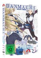 Danmachi - Sword Oratoria DVD Bundle - Collector´s Edition