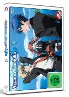 Arcana Famiglia 01 DVD
