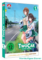 Twocar - Vol 1 DVD Limitierte Collectors Edition
