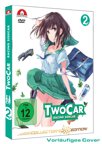 Twocar - Vol 2 DVD Limitierte Collectors Edition