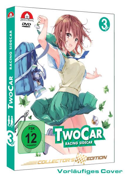 Twocar - Vol 3 DVD Limitierte Collectors Edition