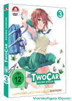Twocar - Vol 3 DVD Limitierte Collectors Edition