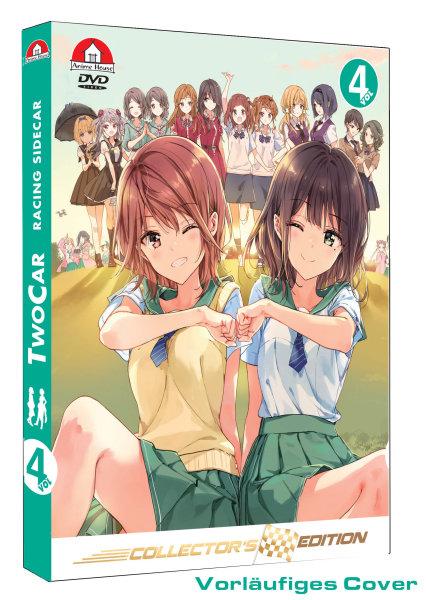 Twocar - Vol 4 DVD Limitierte Collectors  Edition