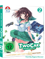Twocar - Vol 2 Blu-ray Limitierte Collectors Edition