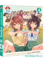 Twocar - Vol 4 Blu-ray Limitierte Collectors Edition
