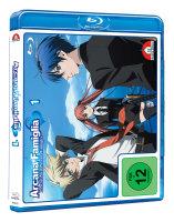 Arcana Famiglia 01 Blu-ray