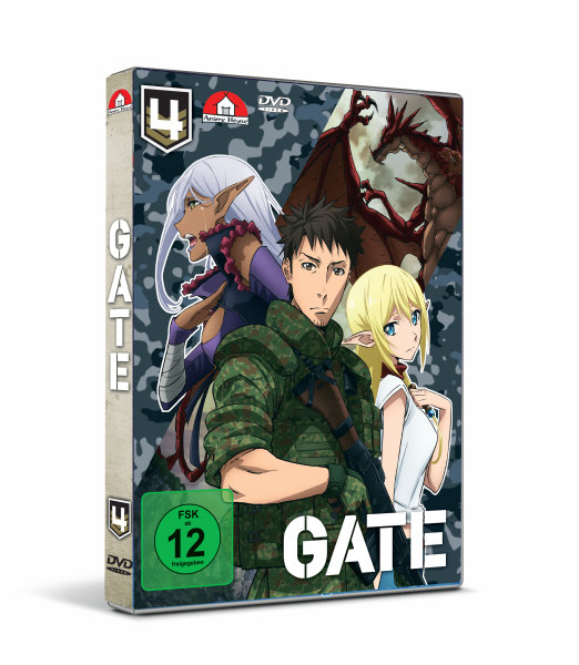 Gate I + II Vol 1-8 DVD Bundle