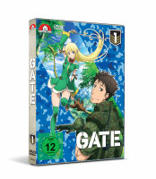 Gate I + II Vol 1-8 DVD Bundle