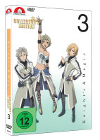 Knights & Magic Vol 3 DVD Limitierte Collectors Edition
