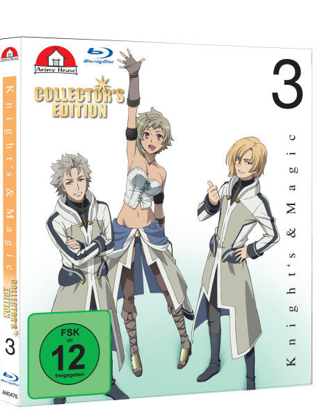 Knights & Magic  Blu-ray Bundle