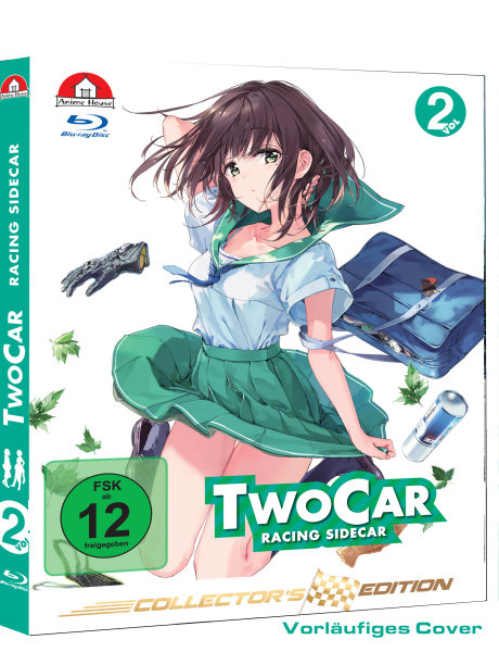 Twocar Blu-ray Bundle
