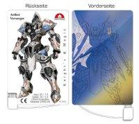 Knights & Magic Vol 4 Blu-ray (+Powerbank)