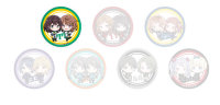 Button TwoCar - 77 Yuri & Megumi