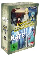 Gate I - Vol 1 bis 4 DVD Bundle mit Schuber