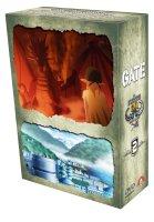 Gate I + II Vol 1-8 DVD Bundle mit 2 Schubern
