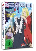 Danmachi - Familia Myth II - DVD CE Vol. 3