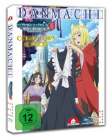 Danmachi - Familia Myth II - BluRay CE Vol. 3