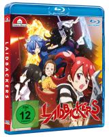 Laidbackers - The Movie BluRay