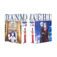 Danmachi - Familia Myth II - BluRay Bundle Vol. 1-4 mit...