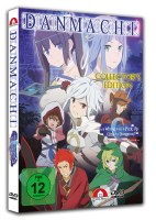 Danmachi - The Movie: Arrow of the Orion DVD CE