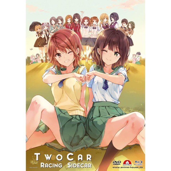 Two Car Tasche & Extras - BluRay