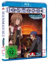 Danmachi - Familia Myth II - BluRay Vol. 2 Standard Edition