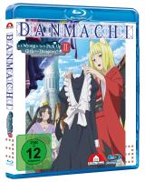 Danmachi - Familia Myth II - BluRay Vol. 3 Standard Edition