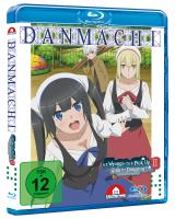 Danmachi - Familia Myth II - BluRay Vol. 4 Standard Edition